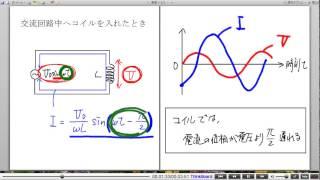 高校物理解説講義:「交流回路」講義12