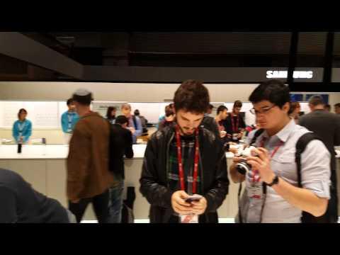 Samsung Galaxy S6 Edge 4k Video Sample video