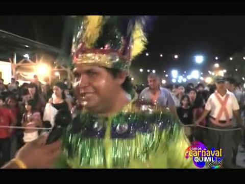 ESPECIAL CORSOS DE CARNAVAL QUIMILI 2012 - resumen primeras 2 noches (Productora ZAR-FUX).mpg