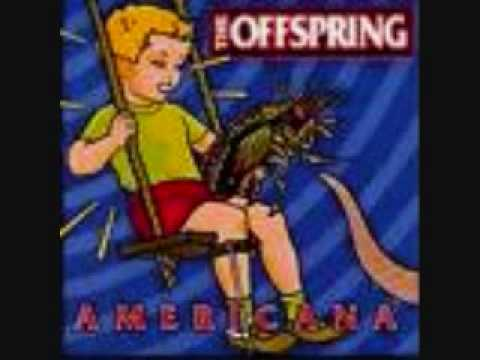Offspring - Staring At The Sun
