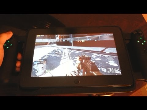 BF4 Gameplay on the Razer Edge Pro and Final Razer Edge Review (Battlefield 4 Gameplay/Commentary)