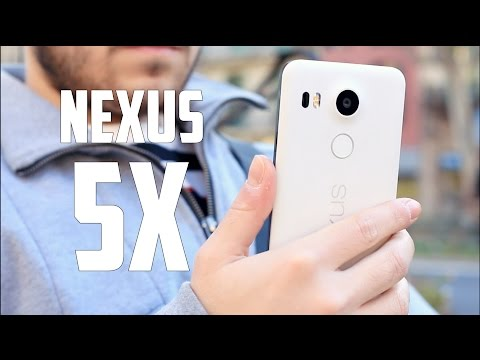 Nexus 5X; Review en Español