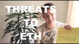 Threats to Ethereum - Programmer explains