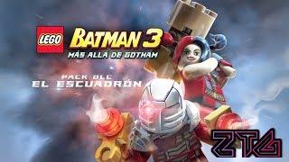 Lego Batman 3: Más Allá De Gotham   En Español   El Escuadrón (DLC)