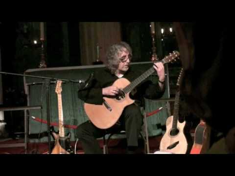 Gordon Giltrap at Rosslyn Chapel Part 3
