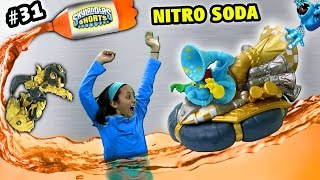Skylanders Shorts: Episode 31 - Nitro Soda (Soda Skimming at Pop Fizz