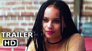 VINCENT N ROXXY Official Trailer (2017) Zoë Kravitz, Emile Hirsch Thriller Movie HD