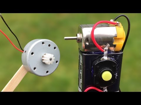 2 AWESOME LIFE HACKS! - incredible Gadgets from DC Motor