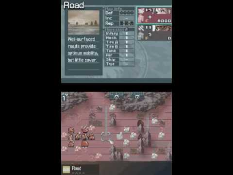 Let's Play Advance Wars Days of Ruin - P28 - Back attack of cruelty