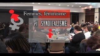 Femmes, féminisme et syndicalisme