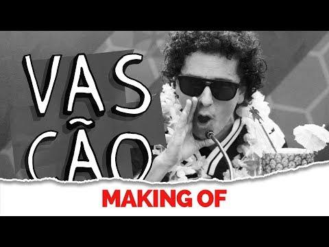 MAKING OF – VASCÃO Vídeos de zueiras e brincadeiras: zuera, video clips, brincadeiras, pegadinhas, lançamentos, vídeos, sustos