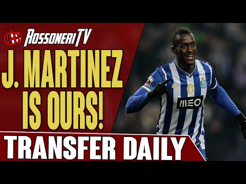 Jackson Martinez Is Ours!   AC Milan Transfer Daily   Rossoneri TV