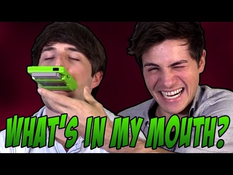 What's In My Mouth?! video