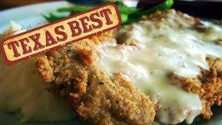 Texas Best - Chicken Fried Steak (Texas Country Reporter)