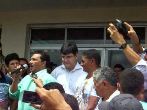 Prefeito, vice-prefeito e vereadores eleitos em Itapiúna foram empossados na terça (1)