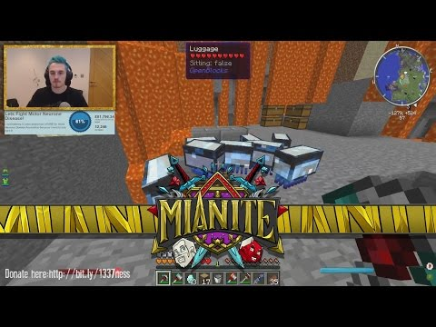 Minecraft: Mianite: THE ANTI-TAINT TERRANCE ARMY! [S2:E9]