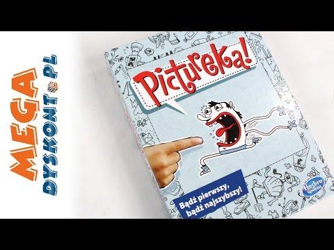 Gra Pictureka - Znajdź Obrazek Pierwszy! - Gry Dla Dzieci - Hasbro Gaming