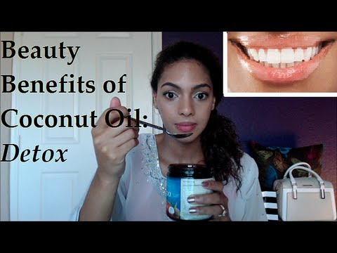 What is Oil Pulling? Natural Body Detox and How To Whiten & Clean Teeth Naturally!