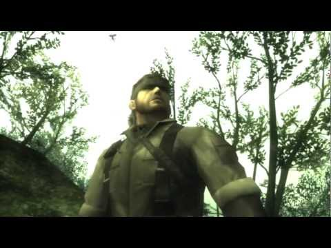 Metal Gear Solid 3 - Tree of Life trailer
