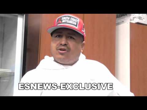 robert garcia on broner vs pacquiao & doesn't know why people hate canelo - EsNews Boxing