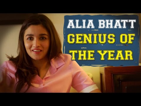 Aib: Alia Bhatt - Genius Of The Year video