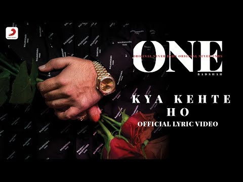Badshah - Kya Kehte Ho | One Album | Lyrics Video