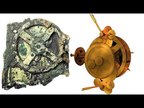 Starożytny Komputer - Zagadka Mechanizmu Z Antykithiry