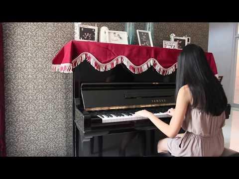 Takkan Terganti - Marcel Piano Cover ( Griselda )