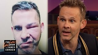 Dominic Monaghan Still Isn't Afraid of Bees