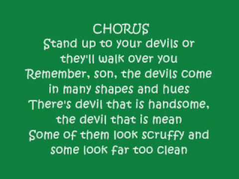 Orthodox Celts - Stand Up To Your Devils