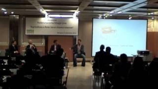 Agricoltura e rete 8 nov 2012 2a parte Nicola Bonora in EIMA 2012