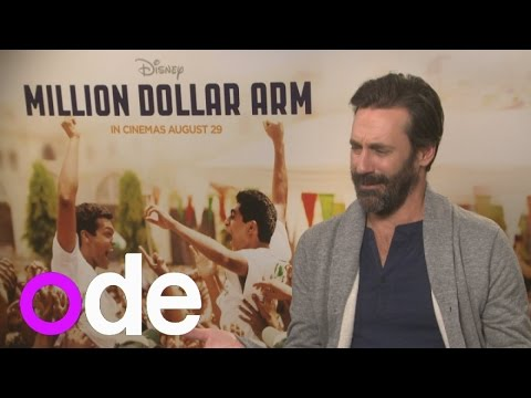 Jon Hamm interview: His porn past and why he has his eye on Scarlett Johansson's job
