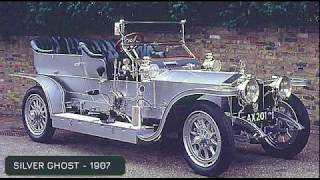 Facts & Features of Rolls Royce Cars