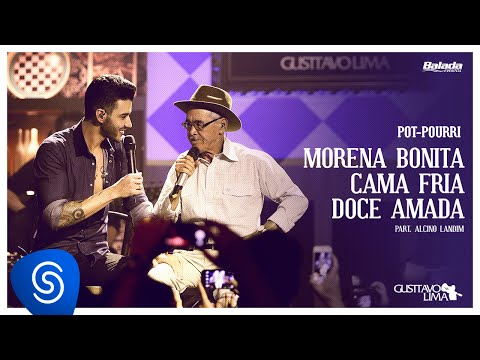 Gusttavo Lima - Morena Bonita/ Cama Fria/ Doce Amada part. Alcino Landin (Buteco Do Gusttavo Lima)