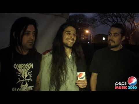 PORK / Nota /  Dia 1 / Pepsi Music 2010 (Outdoors)