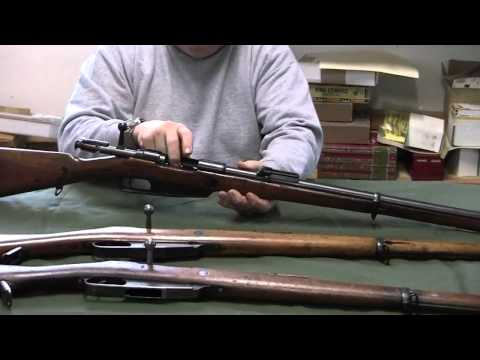 German Gewehr 1888 Commision Rifle Part 1