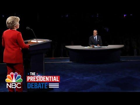 Hillary Clinton Criticizes Donald Trump Over Tax Returns | NBC News