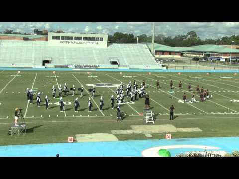 Moss Point High School Marching Band 2013