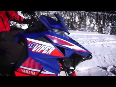 STV 2015 Show 1. Preview of the 2015 sleds.
