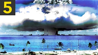 Top 5 Largest Non-Nuclear Explosions