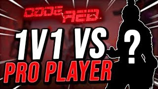 INSANE 1V1 VS PRO PLAYER DURING CODE RED TOURNAMENT!
