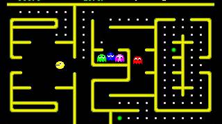 Gobman (90's clone of Pac-Man)