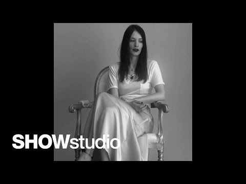 SHOWstudio: In Fashion - Roksanda Ilincic