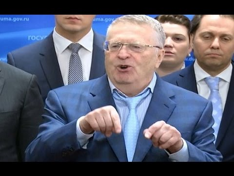 Жириновский: из-за Ельцина о Россию вытирают ноги