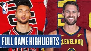 BULLS at CAVALIERS | FULL GAME HIGHLIGHTS | January 25, 2020