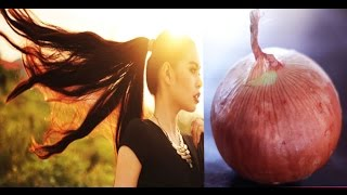 How to Grow your Hair Long Using Onions-Beautyklove