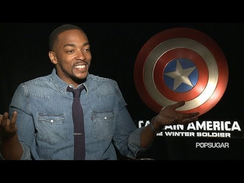 Anthony Mackie Calls Chris Evans