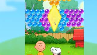 snoopy pop level 3 - Solution , Cheats