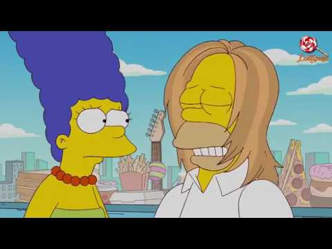 Симпсоны   Лучшие моменты  LP #2304  Гомер писается в кровать  Барт увидел женскую грудь