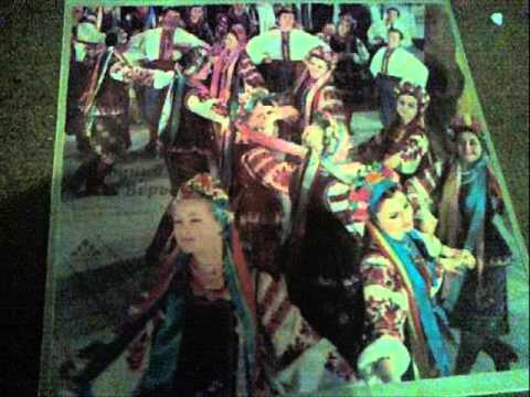 John Peel's Verevka Ukrainian Folk Choir - A Plank Of Willow Wood